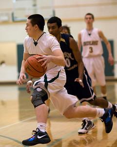 2011-01-15 Varsity Basketball