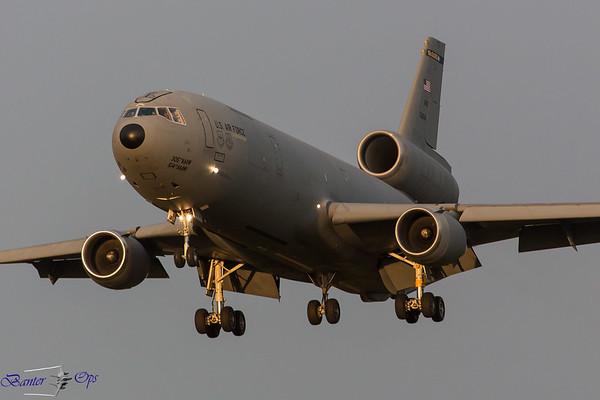 RAF Mildenhall : 17th August 2015