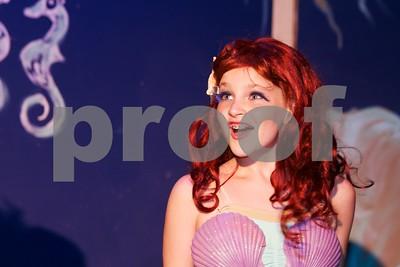 Little Mermaid Cast C