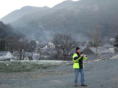 Welsh Highland December 2007