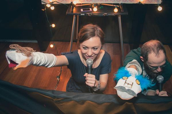 BlackSheepFridays:: Sock Puppet Karaoke