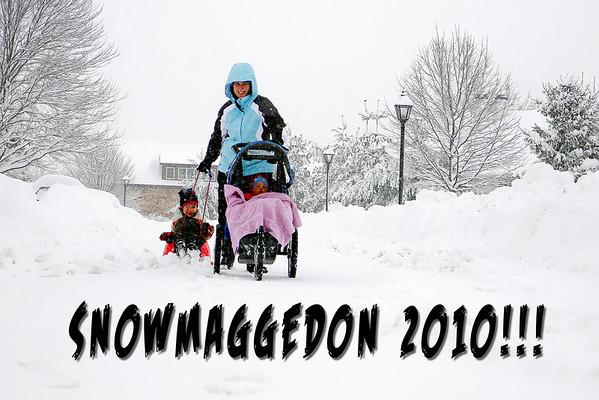 Winter Storm Round #2