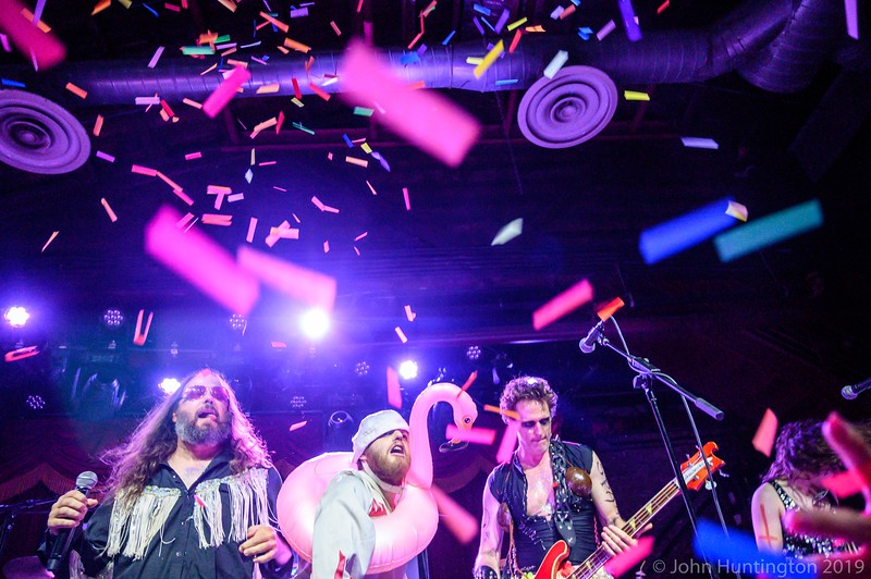 Tragedy at the Brooklyn Bowl, August 3, 2019