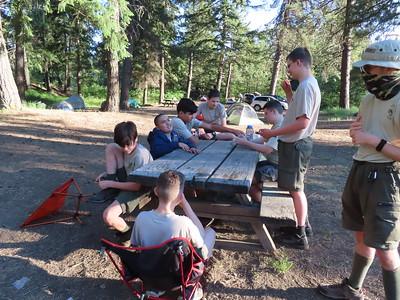 Navaho Peak - Jun 17-20