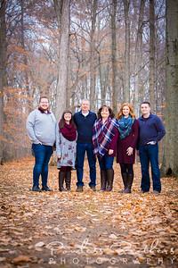 Abby Goodnough Family Portraits