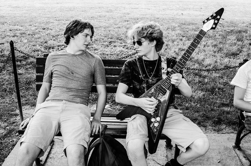 School Of Rock - Rockapocalypse Tour Day 1 - Washington, D.C. - June 27th, 2013