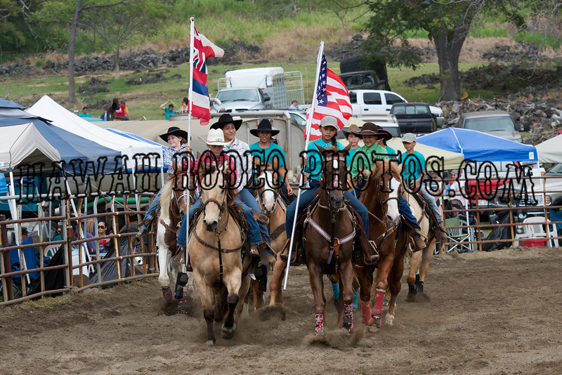 50th KONA STAMPEDE  RODEO MARCH 16, 2014