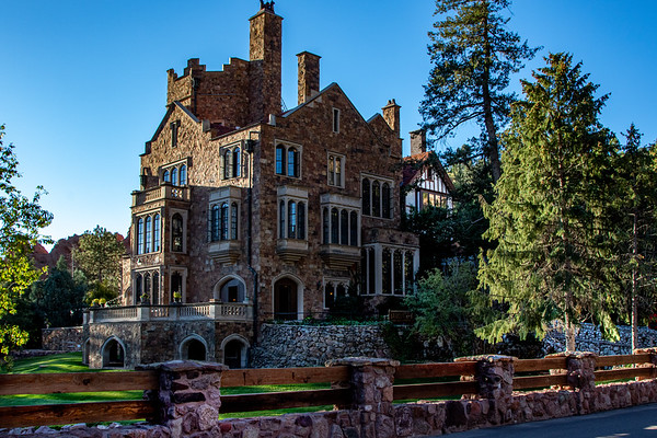 The Glen Eyrie Conference Center