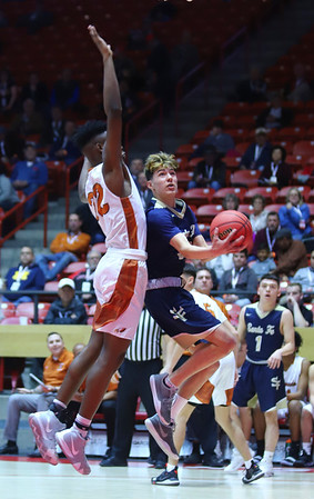 New Mexico Boys Basketball Quarterfinals
