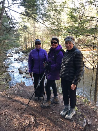 March 18 Wednesday Hike