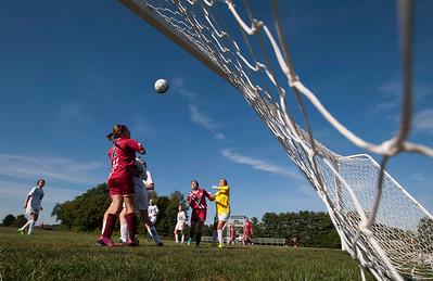 Girls' JV Soccer