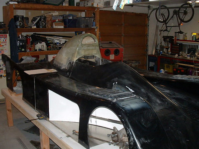 Bodywork development