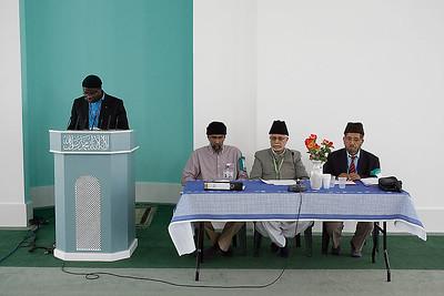Tabligh & Tarbiyyat Seminar, July 29th, Baitul Futuh