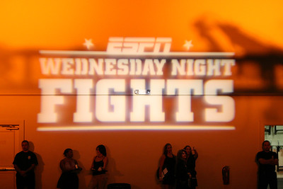 ESPN 2 Wednesday Night Fights Presents Starfight Productions Tampa, Fl... June 13 2007