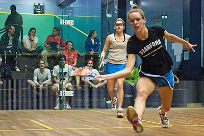 2010-03-05 Katie Harrison (Yale) and Cecelia Haig (Stanford)