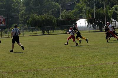 Lake J vs Haywood Midgets