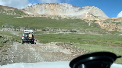 Ouray, CO - Black Bear Pass