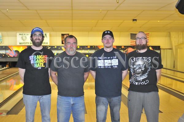 03-05-14 Sports City league team bowling champs