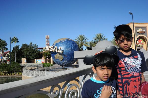 Universal-Studios (Orlando, FL)