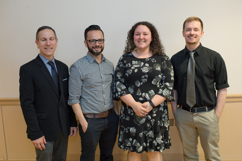 Honors Presentations, Spring 2019