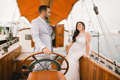 Melissa and Chris Wedding