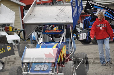 2011 Les Schwab Night #1