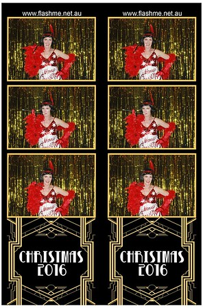 Great Gatsby Christmas Party - 19 November 2016