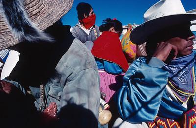 PÈLERINAGE DU PEYOTL - Mexique