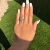 1.75ctw Edwardian Toi et Moi Old European Cut Diamond Ring  49