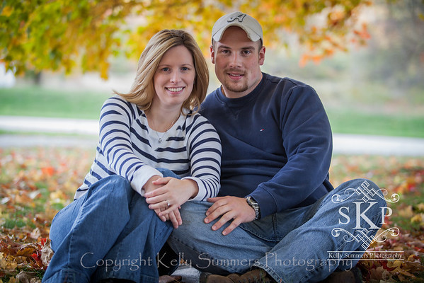 Carrie & Adam Engaged