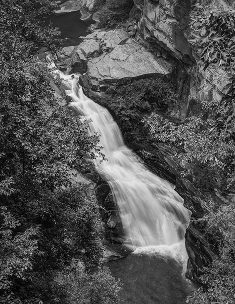 Tempesta Falls at Tallulah Gorge State Park