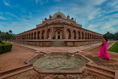 Delhi's Forts and Tombs