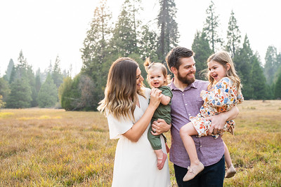 Dodson Family - 2021 Shaver Lake