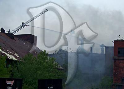 3 Alarm Fire - Rochester, NY 5/5/10