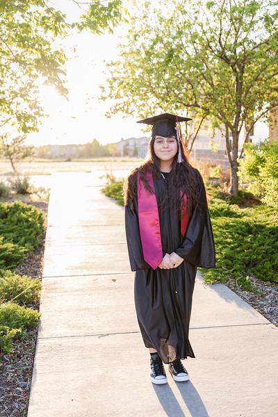 VRA Graduation Tiana