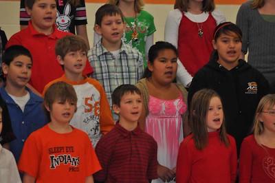 20101223 Sleepy Eye Elementary Christmas Program