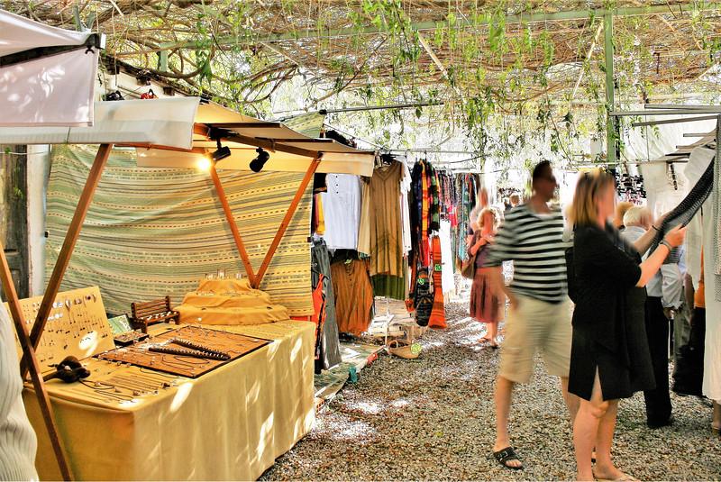 Hippy Market - Ibiza Spain