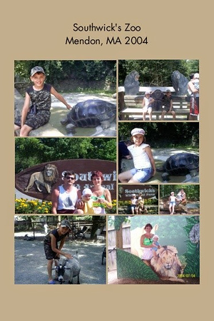 MA, Mendon - Southwick's Zoo