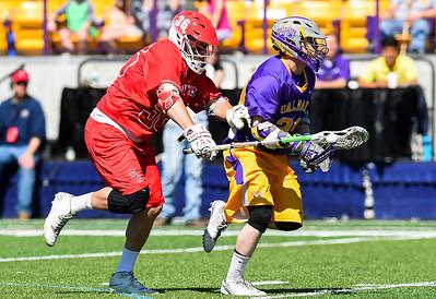 NCAA Men: America East Final; Stony Brook vs Albany; 5/2/15