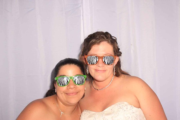 Eddie Stephanie's Wedding Photobooth