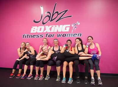 Jabz Boxing Fitness for Women