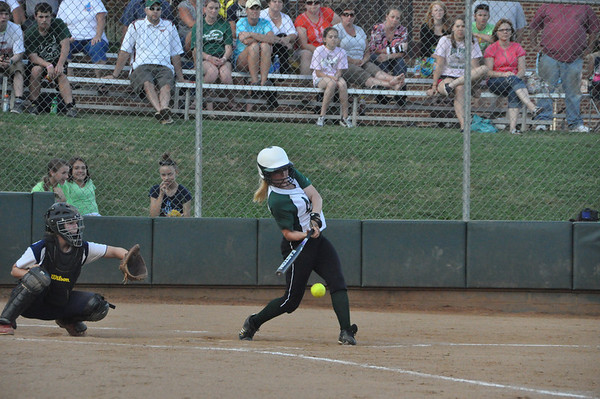 Louisa softball wins Region II quarterfinal 2012