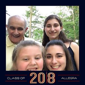 Allegra's Graduation 2018