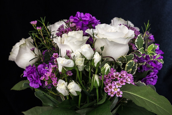 May 14 - Mother's Day bouquet of beauty.jpg