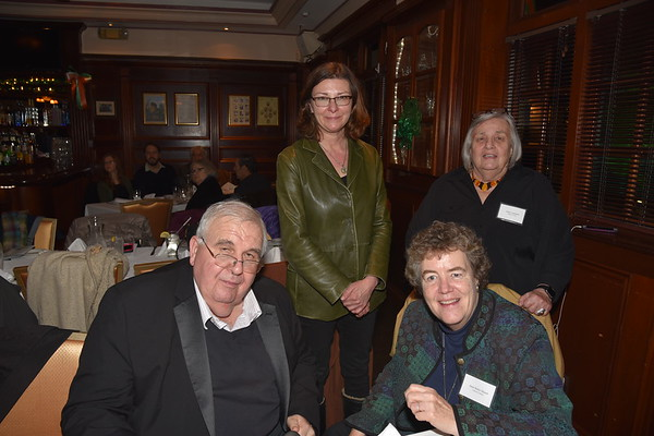 Irish Benefit Dinner 2018