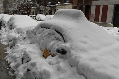 Major Snowstorm NYC 02-26-2010