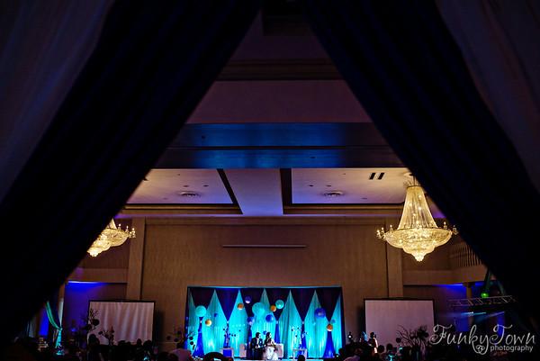 Edmonton Reception - Dinner & Speeches