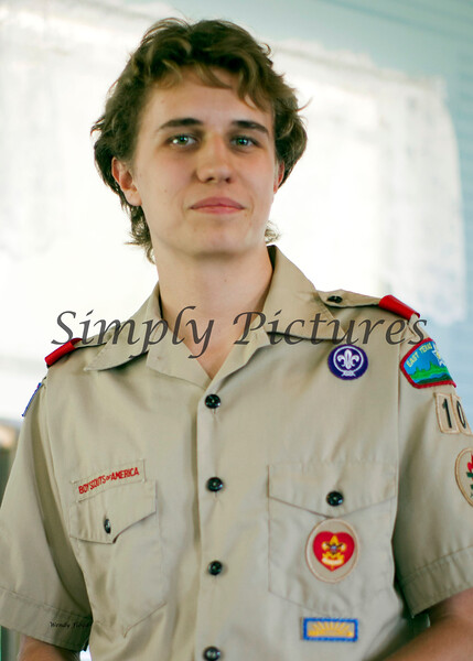 Eagle Scout Ceremony for Weston020