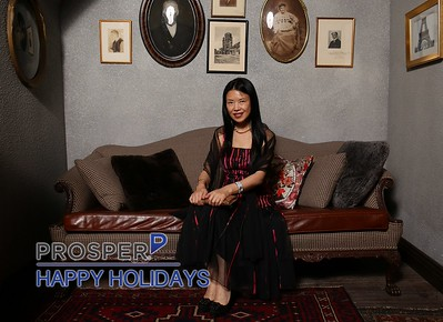 2014.12.11 Prosper Holiday Party Photo Booth The Cavalier