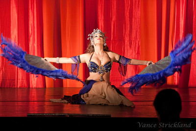 Austin Belly Dance Convention 2010 - Friday Show